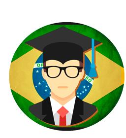 Diploma válido em todo território Nacional